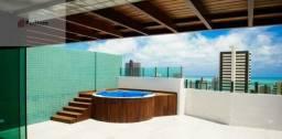 Apartamento à venda com 4 dormitórios em Manaíra, João pessoa cod:38623