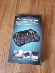 Mini Teclado USB Novo - Para PC - TV Box
