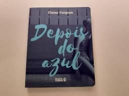 Livro Depois do azul - Élaine Turgeon (Autor)