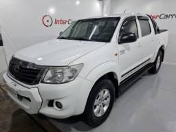 Título do anúncio:  Toyota Hilux SR 4x2 CD Flex 73.000 km