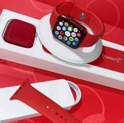 Apple Watch Series 6 M00M3LL/A - 44MM - Vermelho