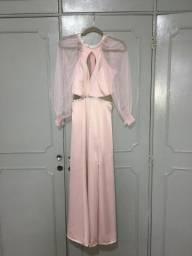 Título do anúncio: Vendo Vestido de Festa Rose