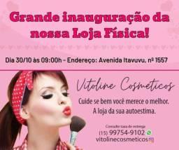 Título do anúncio: Vitoline cosméticos