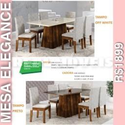 Mesa elegance mesa de jantar mesa de cozinha mesa mesa powieu