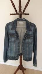 Jaqueta jeans masculina Miele