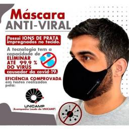 Mascara anti viral( ions de prata )