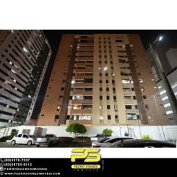 Apartamento com 4 dormitórios à venda, 132 m² por R$ 420.000 - Expedicionários - João Pess