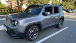 Título do anúncio: Jeep Renegade 1.8 Flex Longitude - 17.000km