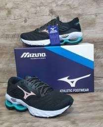 Vendo Tênis Mizuno lançamento ( 125 com entrega)