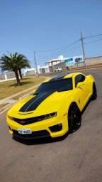Título do anúncio: Camaro Ss 6.2 V8 406cv Muito novo