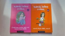 Querido Diário Otário - Volume 1 e Volume 4