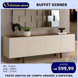Título do anúncio: Buffet Dinner - até 6x sem juros