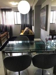 Apartamento  com 1 quarto, mobiliado em Bo Viagem