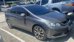 Título do anúncio: Civic 2.0 LXR 16V Flex 4P Automatico 15/16