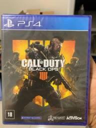 Jogo PS4 Call Of Duty Black Ops 4 Lacrado