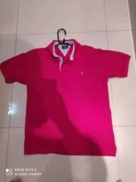 Título do anúncio: Camisa Pólo - Tommy Hilfiger - Original - Tam.M