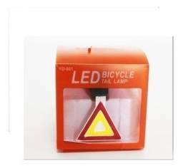 Sinalizador Traseiro Led Bicycle Tail Lamp - Usb