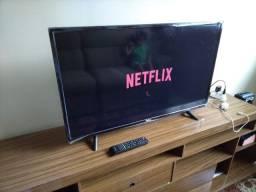 Smart TV Philco 32 Wi-Fi Netflix YouTube   aceito cartão