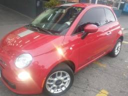 Título do anúncio: Fiat 500 automático 2014 impecável