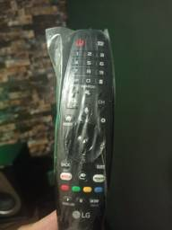 Vendo magic controle LG original com mouse e comando de voz
