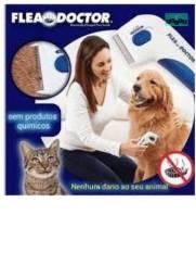 Pente Anti Pulgas Elétrico Flea Doctor Pets Cachorros Gatos Todas as Raças Novo Original
