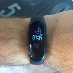 Smartband M5 Relógio Inteligente + Película brinde !