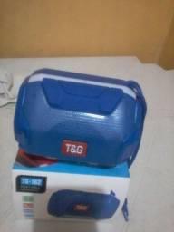 Caixinha T&G novinha! potente! Som perfeito!
