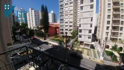 Apartamento com 4 dormitórios para alugar, 150 m² por R$ 4.500,00/mês - Itaim Bibi - São P