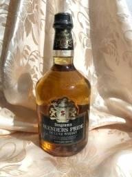 Whisky de Luxo Seagram?s Blenders Pride, 30 anos de Garda