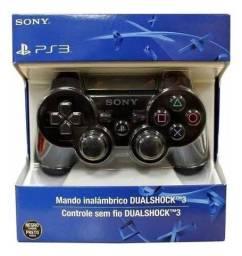 Título do anúncio: Controle PlayStation 3 Sony