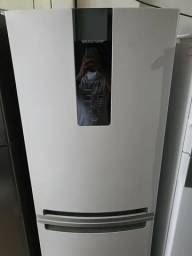 Título do anúncio:  Brastemp Touch Turbo Ice Inverse 443L d mostruário c/garantia 12x