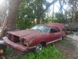 Título do anúncio: Mustang 1974 V6 Automatic