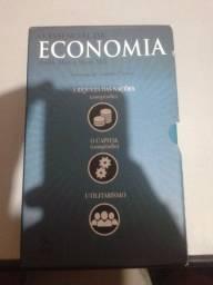 Livro: O essencial da economia.