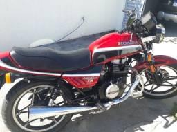 Vendo Moto CB 450 TR