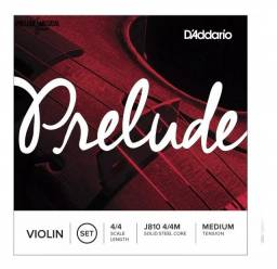 Encordoamento P/ Violino Daddario Prelude