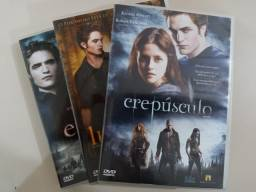 Dvd's Saga Crepusculo - Completa - Box