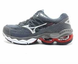 Temos várias marcas de calçados e modelo