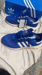 Tênis adidas marathon tech novo