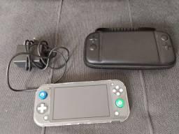 Nintendo switch lite sem cartão de memória