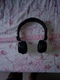 Headphones FM sério rádio MP3 player