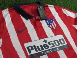 Camisa Atlético de Madrid 20/21 - Torcedor
