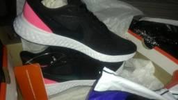Tênis Nike na caixa nota fiscal ir tudo