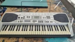 Órgão  eletrônico Cássio