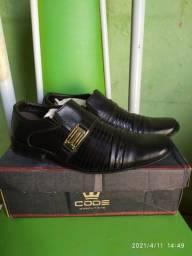 Sapato Code executivo