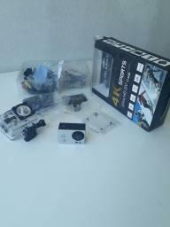 Título do anúncio: Câmera Go Pro 4k Sports