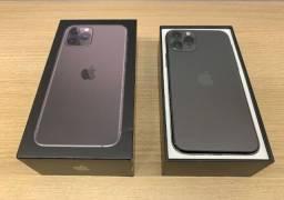 Título do anúncio: IPhone 11 Pro 64gb Preto ou Verde    Bateria 100%    Loja Física