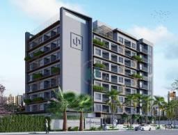 Apartamento com 1 dormitório à venda, 36 m² por R$ 245.000 - Manaíra - João Pessoa/PB