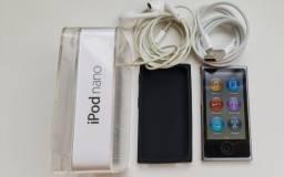Título do anúncio: Ipod Nano 7ª Geração 16gb Completo