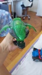 Nave com boneco Lanterna Verde