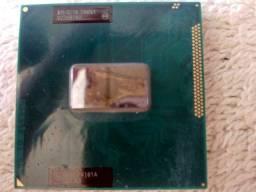 Processador de Notebook Intel core i3 3110M, 2.4Ghz